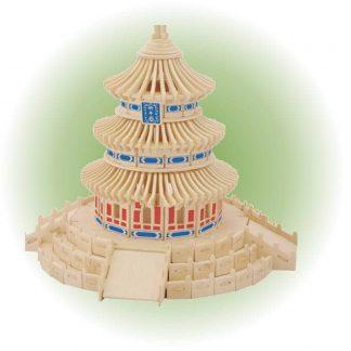 Maquette Temple de Heaven