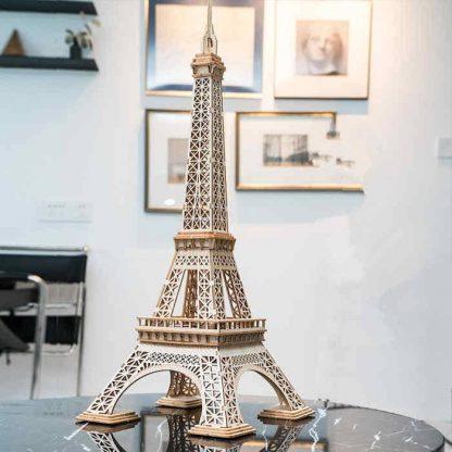 Tour Eiffel en Bois 3