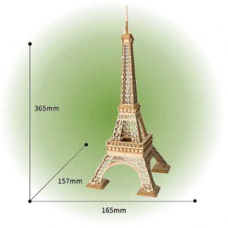 Tour Eiffel en Bois