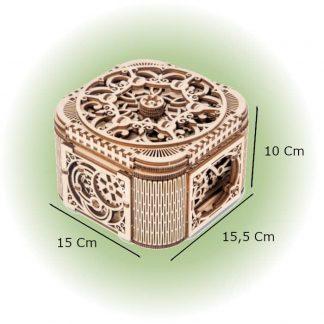 Maquette coffre à bijoux 5