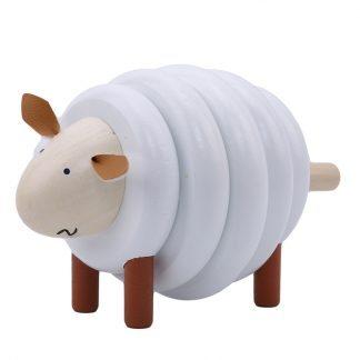 Mouton en bois