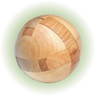 Casse-tête en bois rond AllinWood
